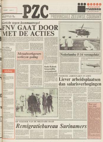 Provinciale Zeeuwse Courant 1980-03-11