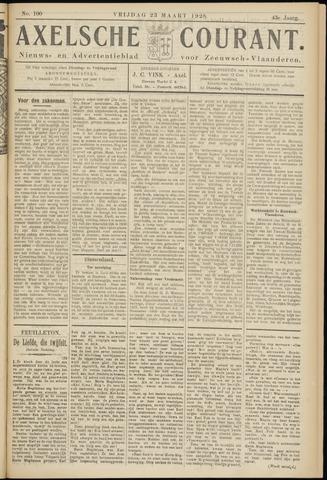 Axelsche Courant 1928-03-23