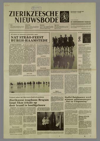 Zierikzeesche Nieuwsbode 1984-03-05