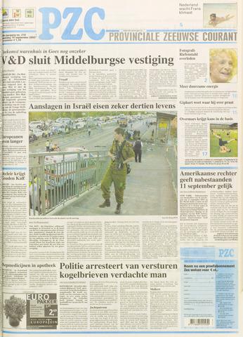 Provinciale Zeeuwse Courant 2003-09-10