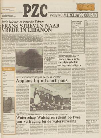 Provinciale Zeeuwse Courant 1978-10-05