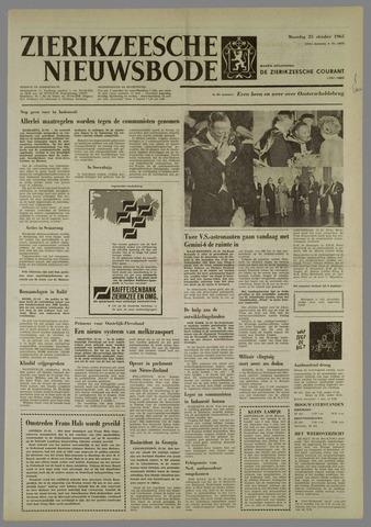 Zierikzeesche Nieuwsbode 1965-10-25