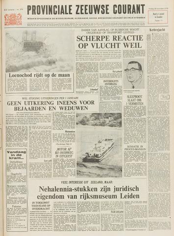 Provinciale Zeeuwse Courant 1970-11-20