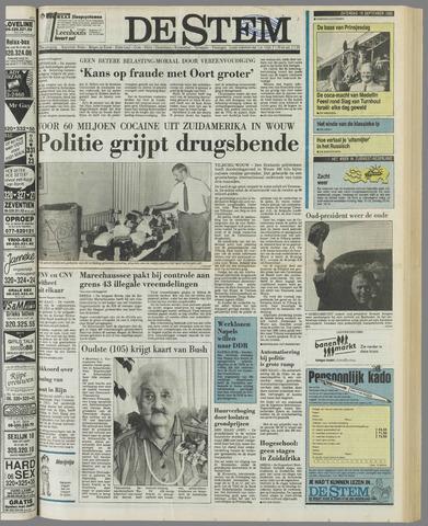 de Stem 1989-09-16