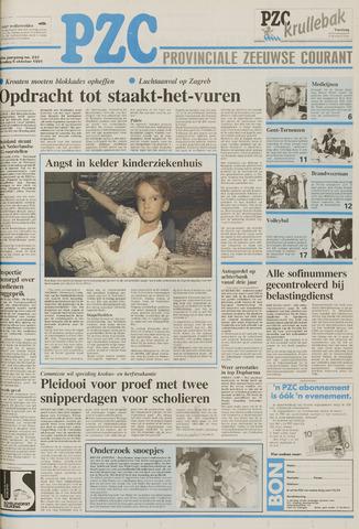 Provinciale Zeeuwse Courant 1991-10-08