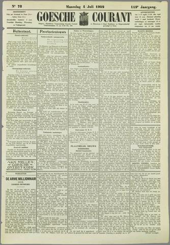 Goessche Courant 1932-07-04