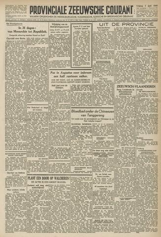 Provinciale Zeeuwse Courant 1946-06-07