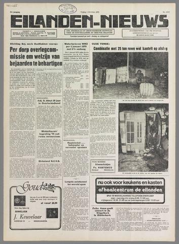 Eilanden-nieuws. Christelijk streekblad op gereformeerde grondslag 1978-12-01