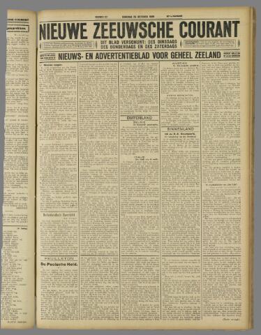 Nieuwe Zeeuwsche Courant 1926-10-26