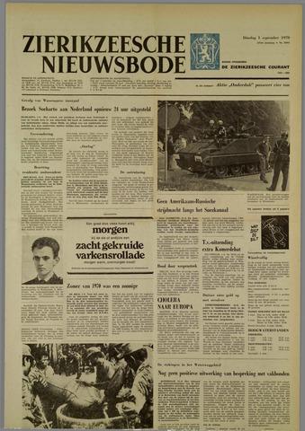 Zierikzeesche Nieuwsbode 1970-09-01