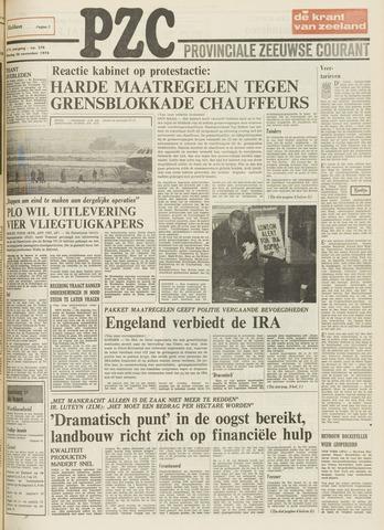Provinciale Zeeuwse Courant 1974-11-26