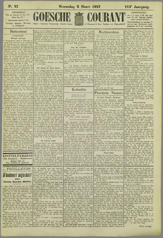 Goessche Courant 1927-03-02