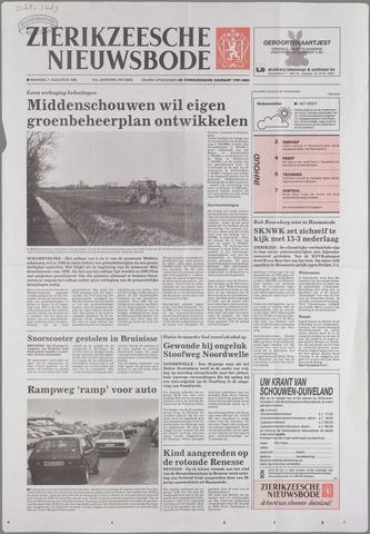 Zierikzeesche Nieuwsbode 1995-08-07