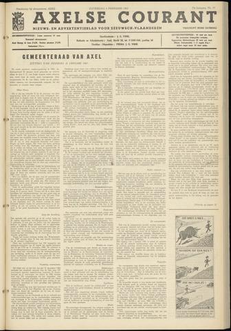 Axelsche Courant 1961-02-04
