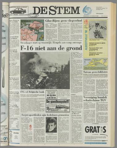 de Stem 1992-02-12