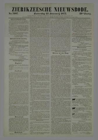 Zierikzeesche Nieuwsbode 1873-01-25