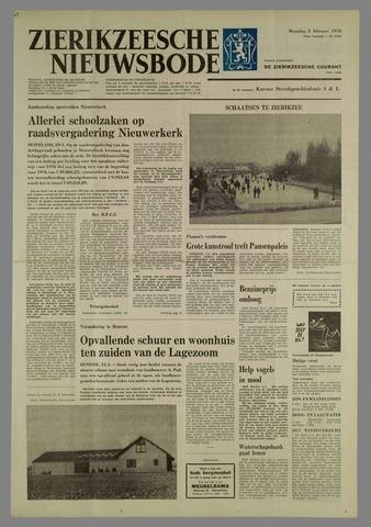Zierikzeesche Nieuwsbode 1976-02-02