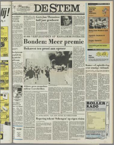 de Stem 1990-06-14