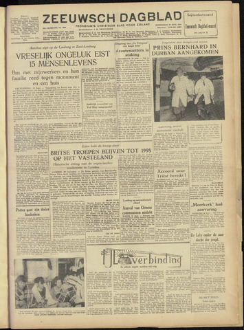 Zeeuwsch Dagblad 1954-09-30