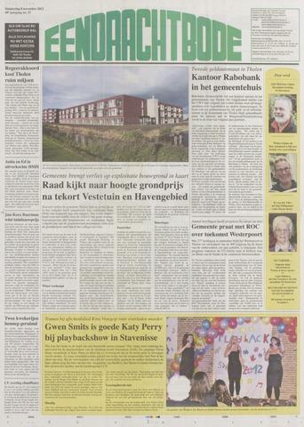 Eendrachtbode (1945-heden)/Mededeelingenblad voor het eiland Tholen (1944/45) 2012-11-08