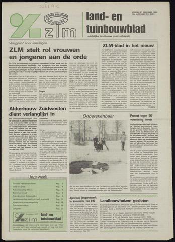 Zeeuwsch landbouwblad ... ZLM land- en tuinbouwblad 1990-12-21