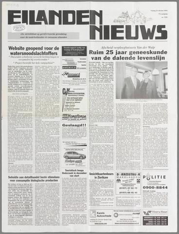 Eilanden-nieuws. Christelijk streekblad op gereformeerde grondslag 2004-10-22