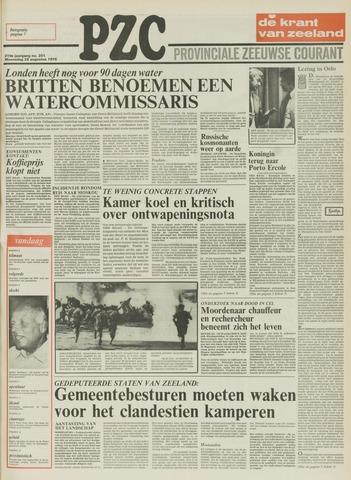 Provinciale Zeeuwse Courant 1976-08-25