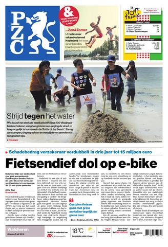 Provinciale Zeeuwse Courant 2016-07-05