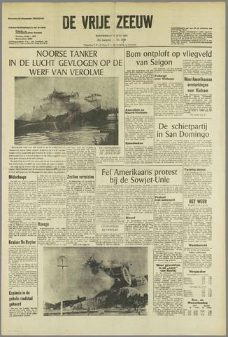 de Vrije Zeeuw 1965-06-17