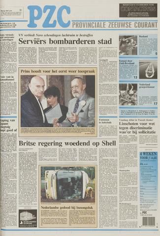 Provinciale Zeeuwse Courant 1995-06-22
