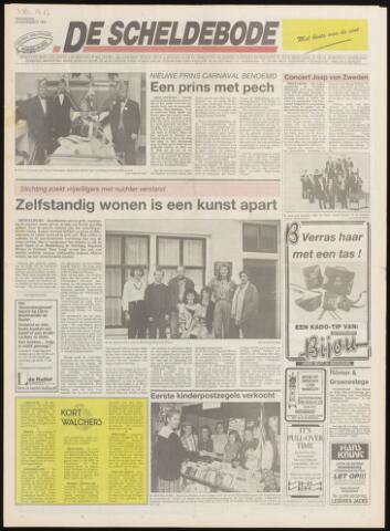Scheldebode 1991-11-13
