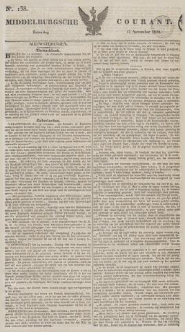 Middelburgsche Courant 1832-11-17