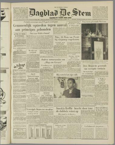 de Stem 1954-11-03