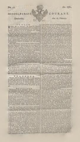 Middelburgsche Courant 1762-02-18