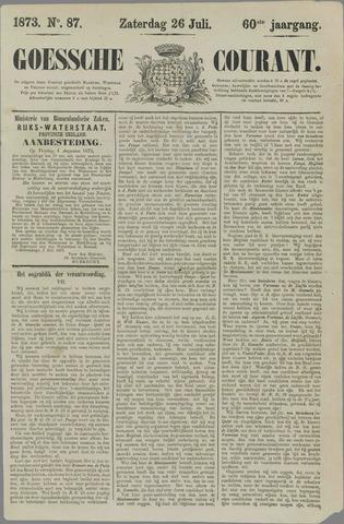Goessche Courant 1873-07-26