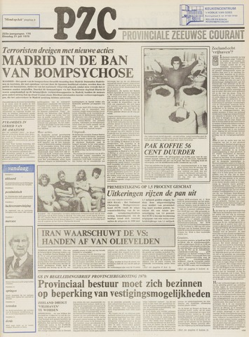Provinciale Zeeuwse Courant 1979-07-31