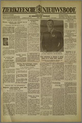 Zierikzeesche Nieuwsbode 1952-06-28