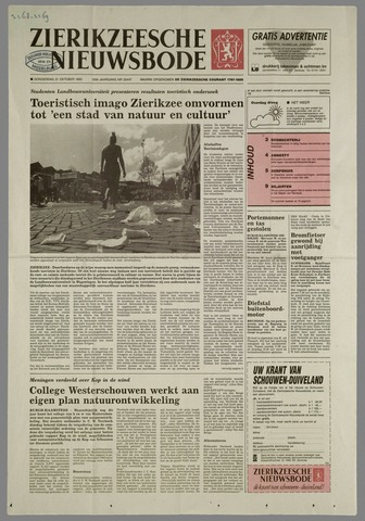 Zierikzeesche Nieuwsbode 1993-10-21