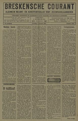 Breskensche Courant 1925-02-07