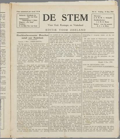 de Stem 1944-12-15
