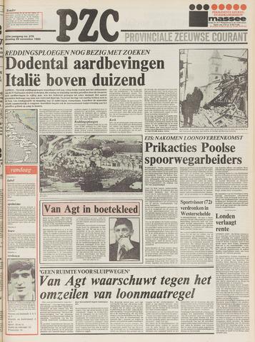 Provinciale Zeeuwse Courant 1980-11-25