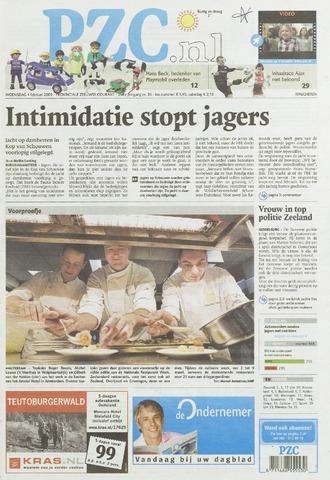 Provinciale Zeeuwse Courant 2009-02-04