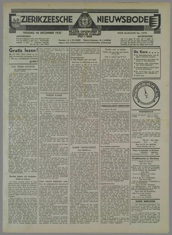 Zierikzeesche Nieuwsbode 1937-12-10