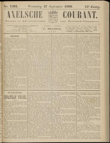 Axelsche Courant 1899-09-27