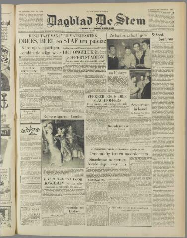 de Stem 1952-08-27