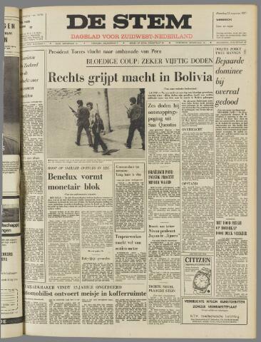 de Stem 1971-08-23