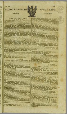 Middelburgsche Courant 1825-03-10