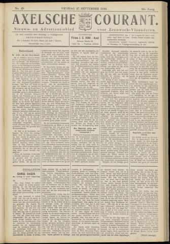 Axelsche Courant 1940-09-27