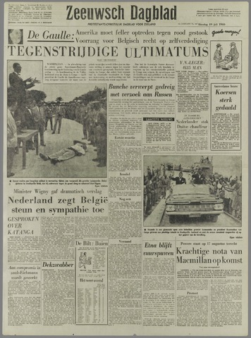 Zeeuwsch Dagblad 1960-07-19