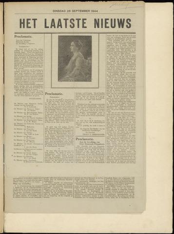 het Gemeenteblad voor Terneuzen 1944